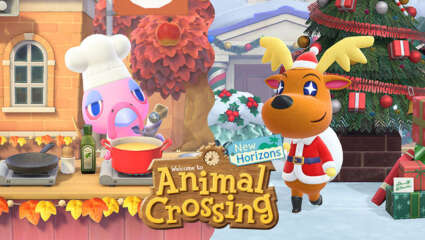Tomorrow's Animal Crossing: New Horizons Update Brings New Reactions And More Holiday Events