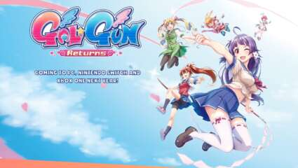 PQube Announces Gal Gun Returns Remaster For PC And Consoles Next Year