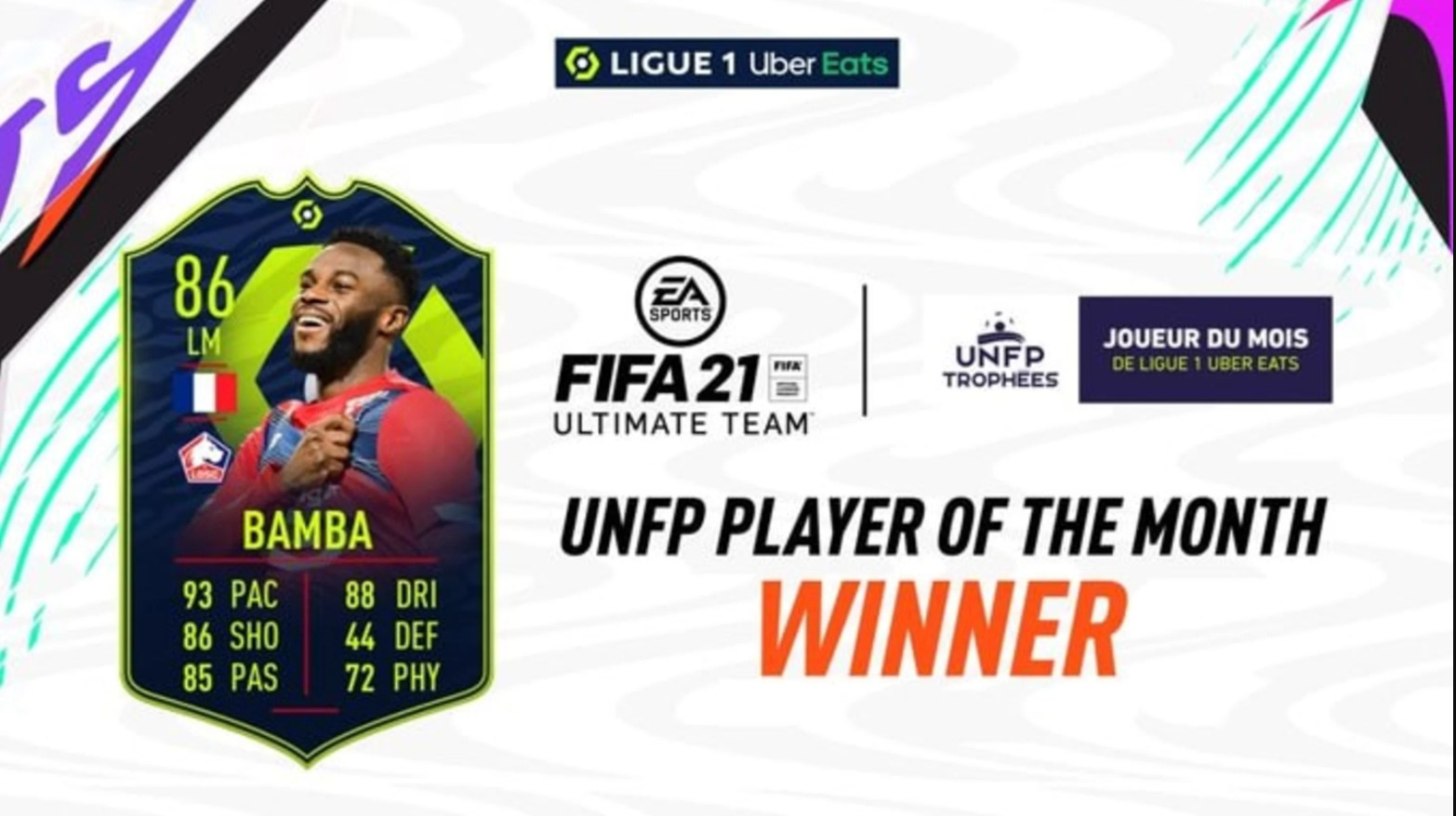 Should You Do The Ligue 1 POTM Johnathan Bamba SBC In FIFA 21? Maybe One Of The Most Overpriced SBCs So Far…