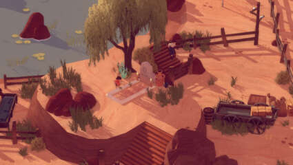 El Hijo - A Wild West Tale Is On Its Way To PC And Stadia As Of December 3rd