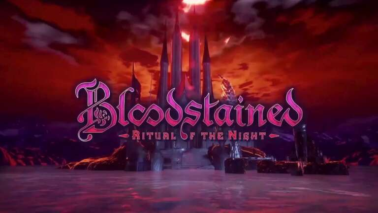 Bloodstained: Ritual of the Night Now Has An Official Mobile Launch Window