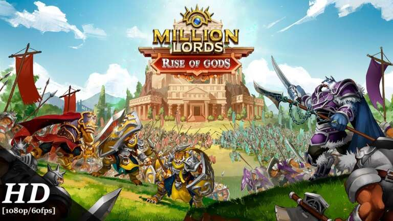 Million Lords Has Announced Its Upcoming Leagues of Glory Update For December 1rst