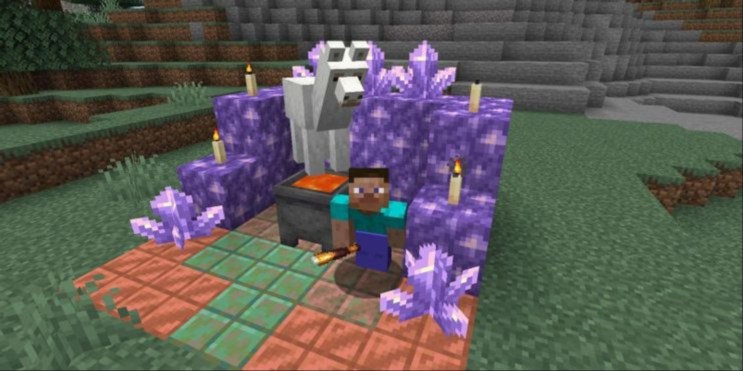 Minecraft Snapshot 8w8a Features Some New Features That Caves