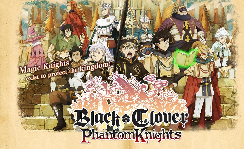Black Clover Phantom Knights Mobile Game Shutting Down Servers This December