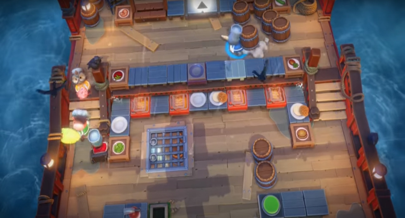 Overcooked! All You Can Eat Is Now Available On The PS5