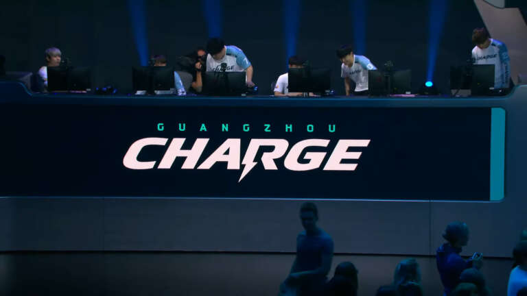 OWL - Guangzhou Charge Releases Three Founding Players, Shu Already Signed To The Los Angeles Gladiators