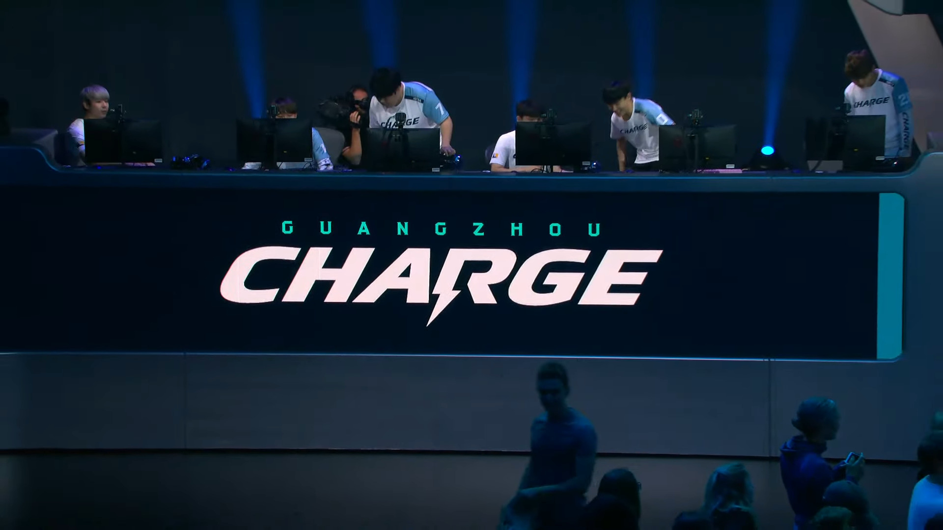 OWL – Guangzhou Charge Releases Three Founding Players, Shu Already Signed To The Los Angeles Gladiators