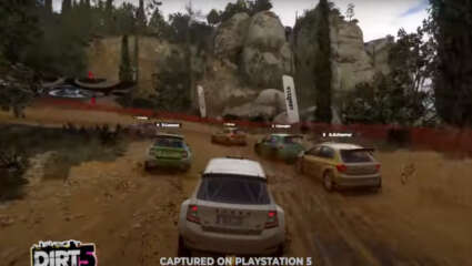 Dirt 5 Releases Tomorrow, But A New Trailer Is Out Showing Next-Gen Details