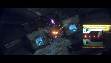 You Should Be Tracking: Hardspace: Shipbreaker Is An Intense Zero-G Puzzler