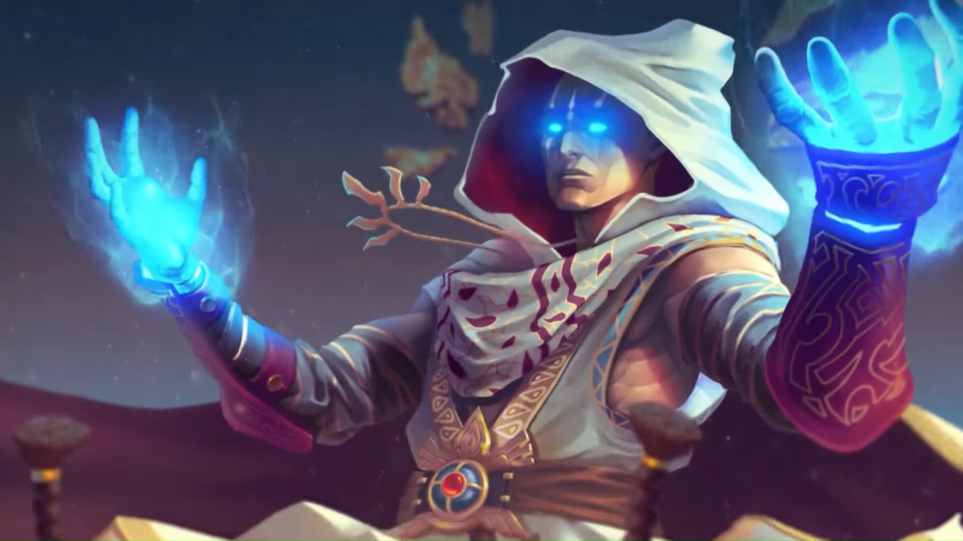 Faeria, The Highly-Rated Collectible Card And Strategy Game, Arrives On PS4 Today