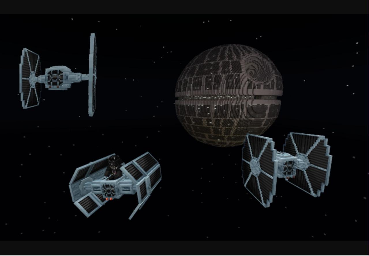 Minecraft's StarWars DLC Has Players Feeling Like Anakin, Luke, Or Baby Yoda