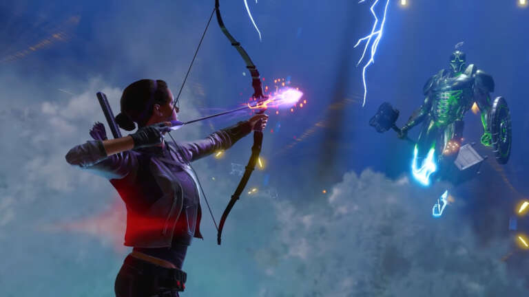 Kate Bishop Coming To Marvel's Avengers In Taking AIM DLC