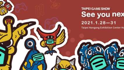 Taipei Game Show Announces 2021 Dates Along With Plans For Online And Offline Events