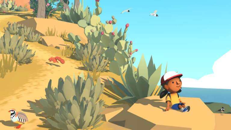 Alba: A Wildlife Adventure Launches On PC And Apple Arcade On December 11