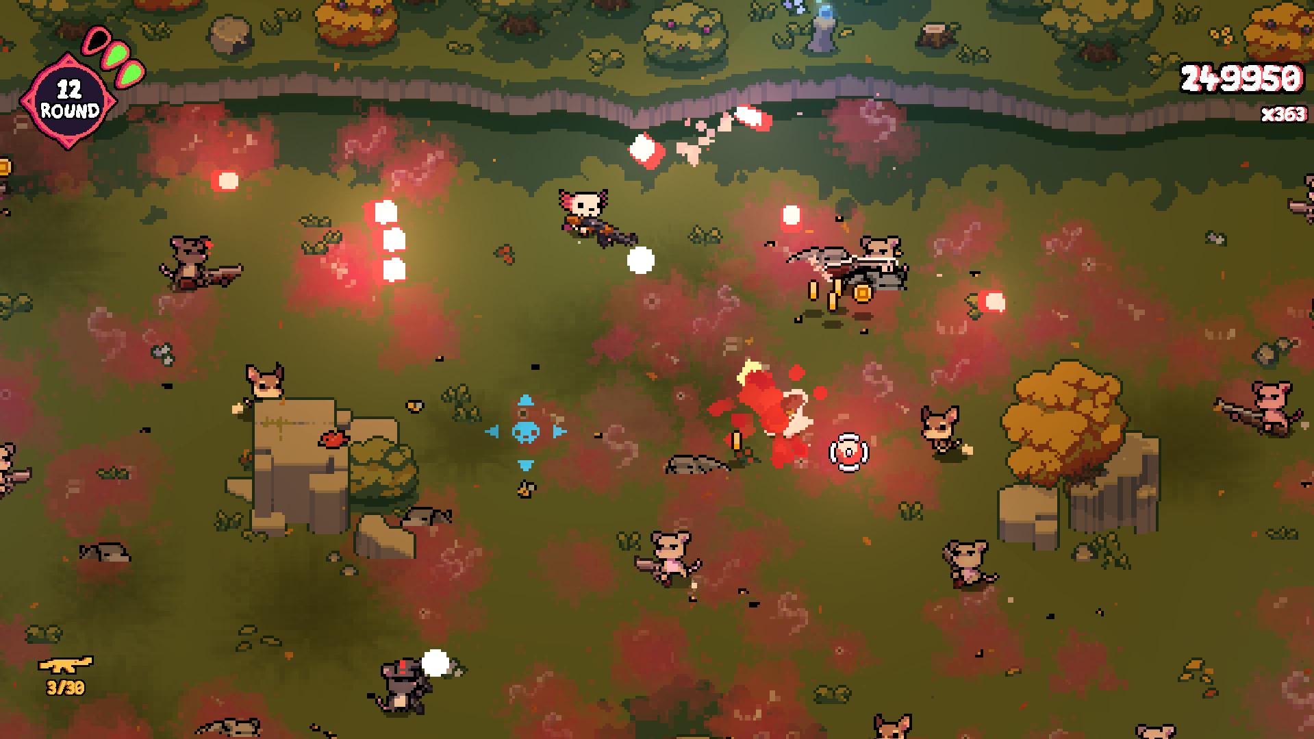 AK-xolotl Is a Unique Indie Battle Arena That Combines AK and Xolotls