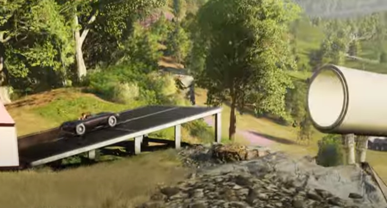 Forza Horizon 4 Is Getting A New Update That Includes Stunt-Oriented Tracks
