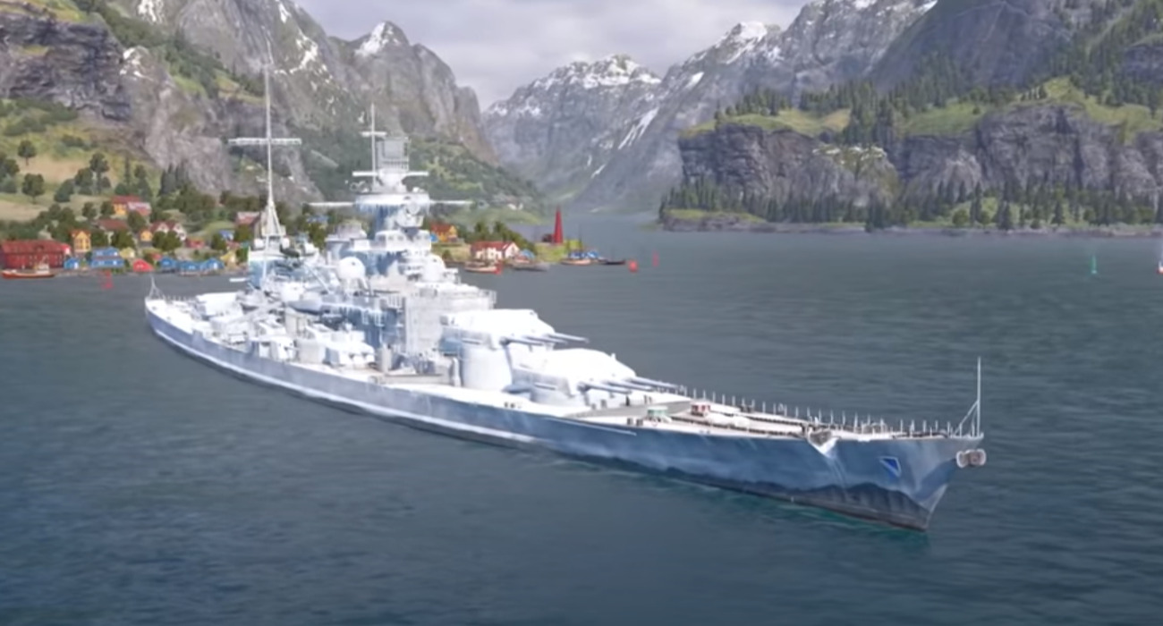 World Of Warships: Legends Gets A December Update That Includes A New Campaign And Other Additions
