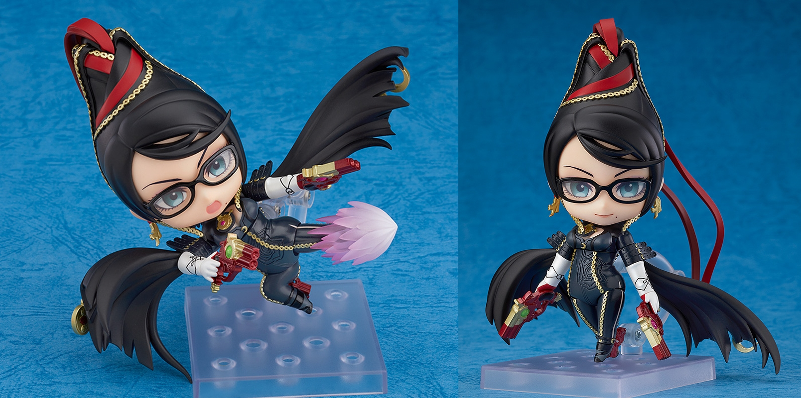 Bayonetta Reimagined As A Stylish Nendoroid By Good Smile Company