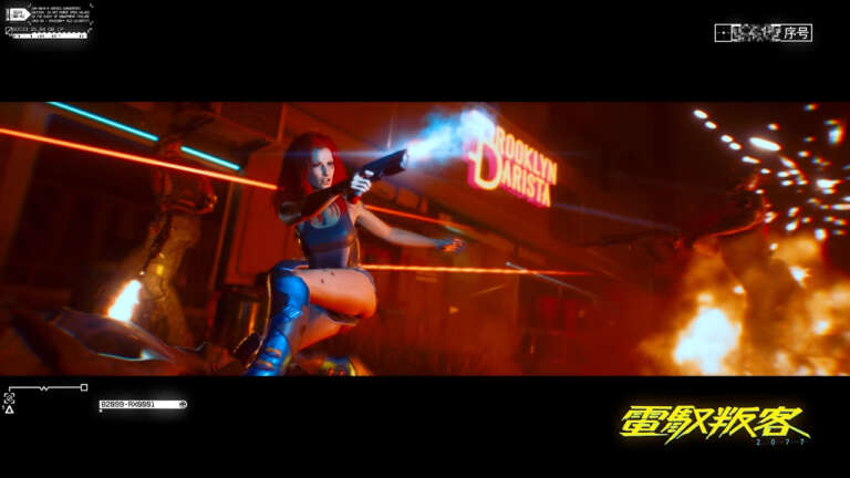 Cyberpunk 2077's Photo Mode Takes In-Game Screenshots To The Next Level