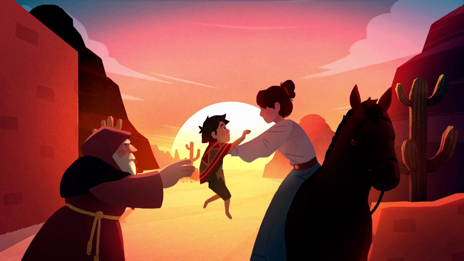 El Hijo – A Wild West Tale Launches On PC and Stadia