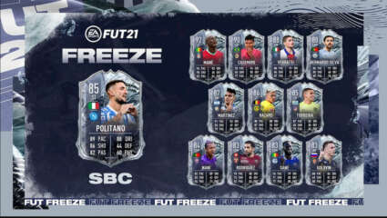 Should You Do The Matteo Politano Freeze SBC In FIFA 21? A Favorite From FIFA 20 Makes A Return