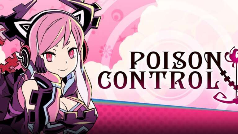 NIS America Announces Poison Control For PlayStation 4 And Nintendo Switch In April 2021