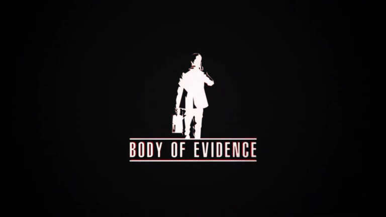 Become A Corpse Disposal Specialist When Body Of Evidence Hits Switch On December 17