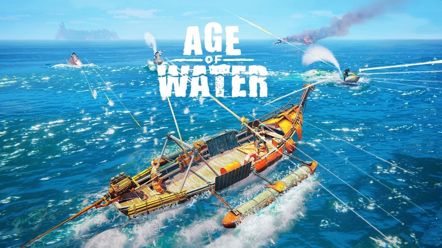 Age of Water Announced For PC With Alpha Sign-Ups Available Now