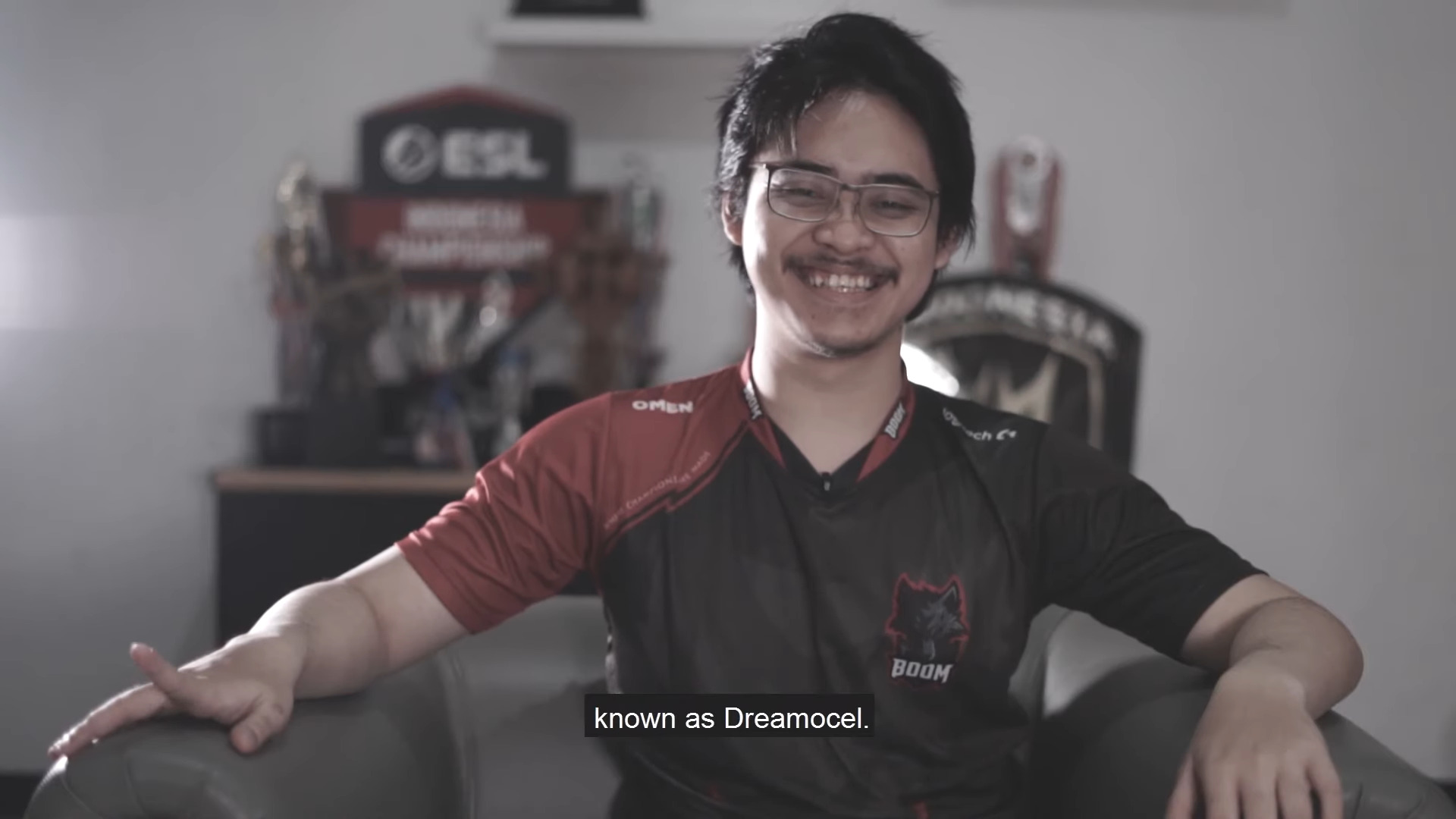 """Randy """"Dreamocel"""" Sapoetra Bids Farewell To Boom Esports After Four Years"""