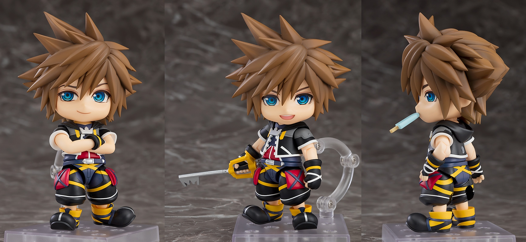Kingdom Hearts 2 Sora Nendoroid Announced From Good Smile Company