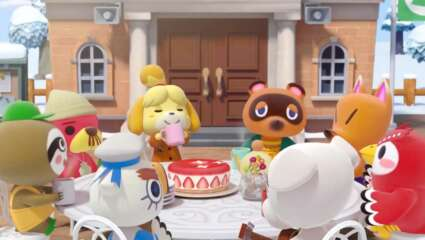 "Animal Crossing: New Horizons Releases ""End Of The Year"" Recap Video"