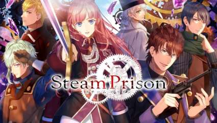 Visual Novel Steam Prison Launches On The Nintendo Switch In North America In 2021