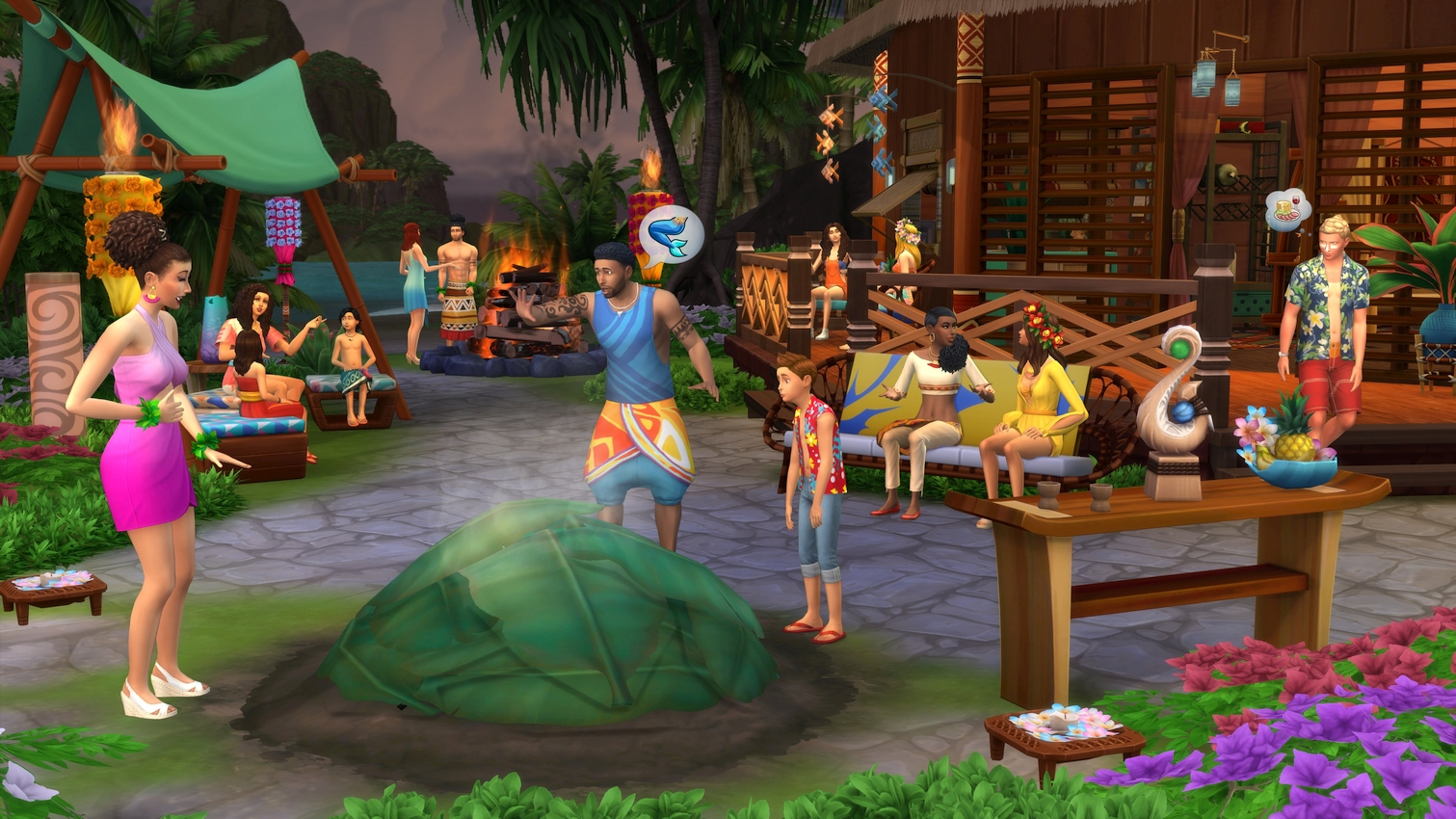 The Sims 4 Major December Update Is Now Live With New Create-A-Sim Content
