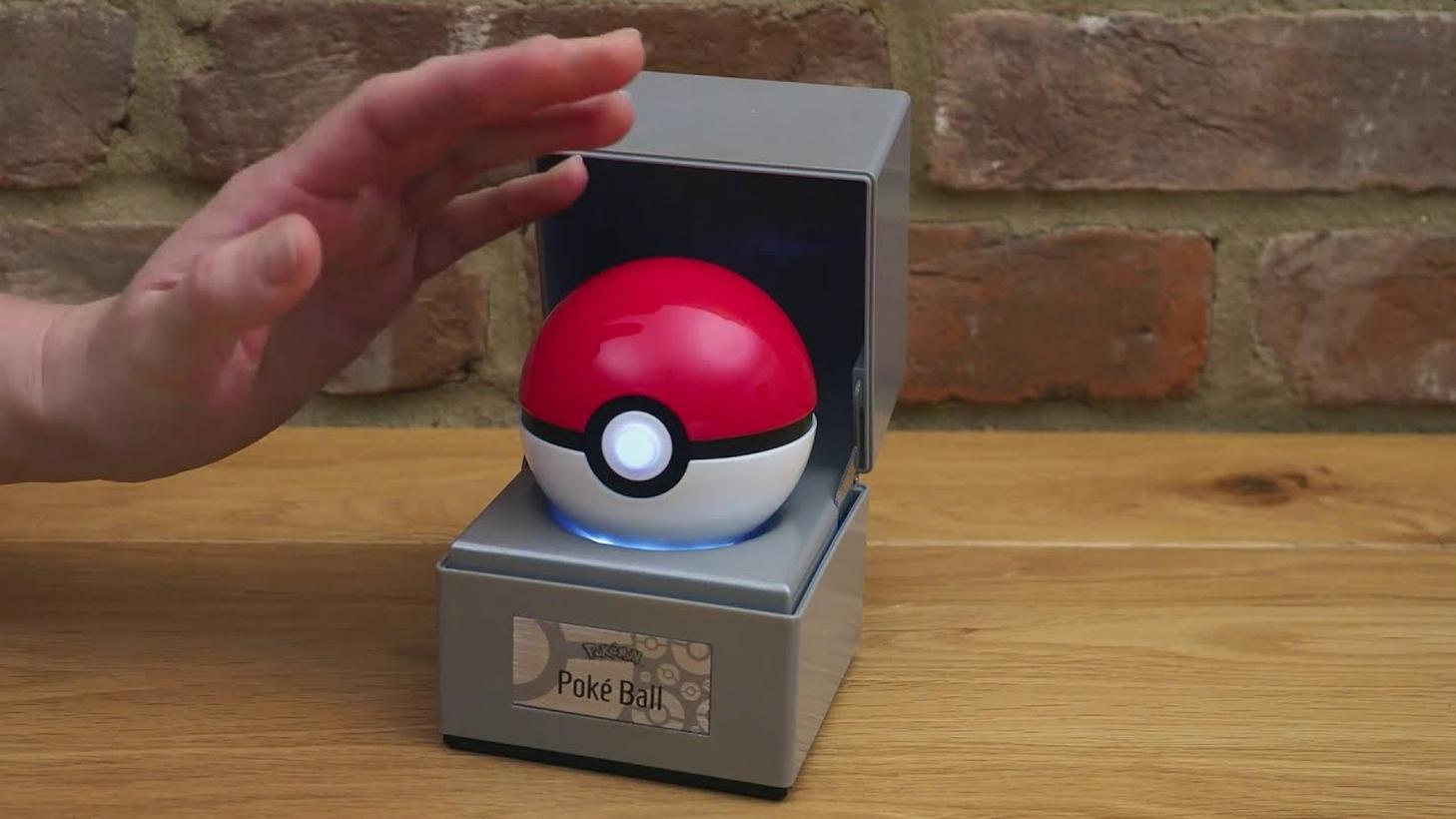 Pokémon Company And Wand Company Announce Premium Poké Ball Replica Collectible Series