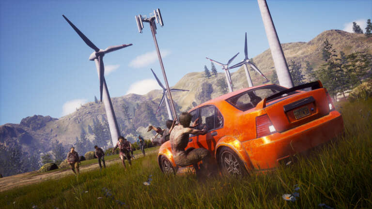 State of Decay 2 Comes To Xbox Series S/X With Upgrades And A New Difficulty