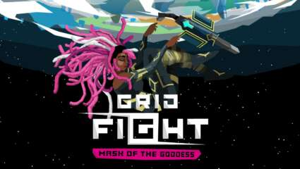 Grid Fight - Mask of the Goddess Out In 2021 With Demo Available Now