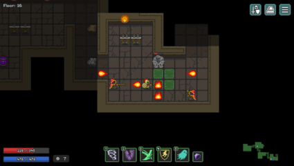 Labyrinth of Legendary Loot Is A New Turn-Based Dungeon Adventure