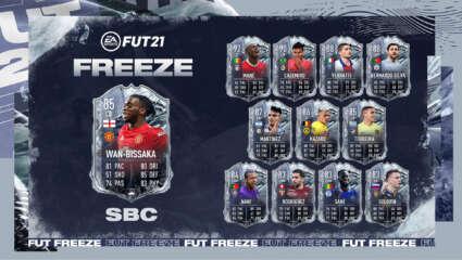 Should You Do The Aaron Wan-Bissaka Freeze SBC CB Card In FIFA 21? Overpriced...Again!