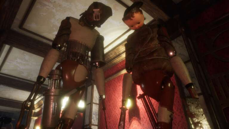 VR Mannequin Horror Game A Wake Inn Releases New Trailer With Early 2021 Launch