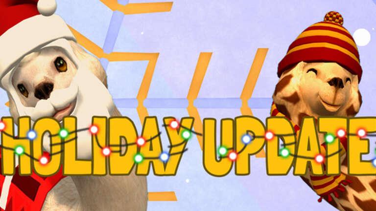Alpaca Ball: Allstars Has A Brand New Holiday 2020 Update For Soccer Fans