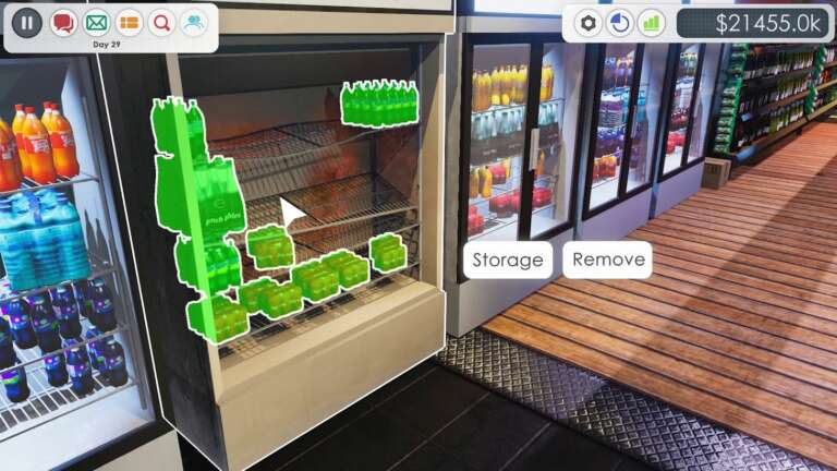 Build A Thriving Grocery Store From The Ground Up In Supermarket Manager