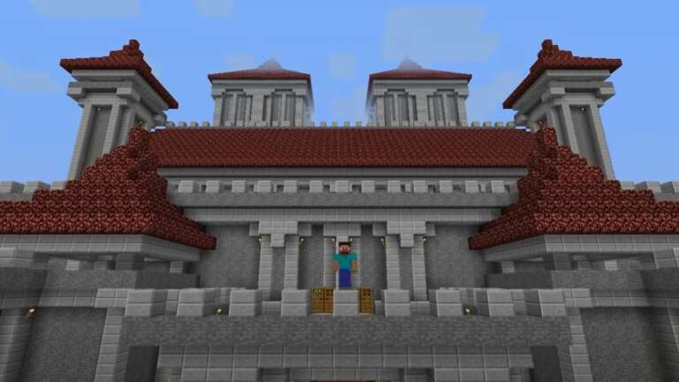 Japanese Students Recreate Historical Sites In Minecraft For Virtual Class Trip
