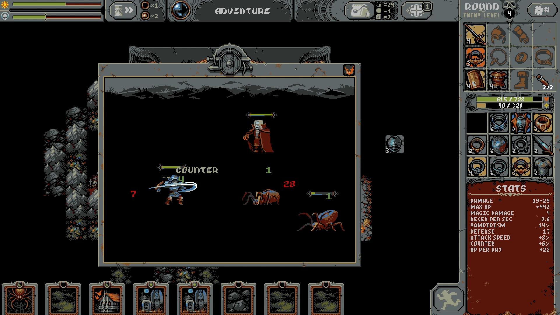 Loop Hero Is An Old-School Strategy RPG Headed To Steam 2021