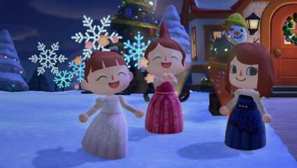 Designer Aimer Releases Elegant Set Of Custom Gowns For Animal Crossing: New Horizons