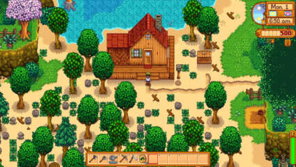 Stardew Valley 1.5 Update Out On PC In Time For The Holidays - Patch Notes And Features