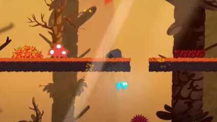 The Colorful 2D Platformer Elliot Is Out Now On Consoles