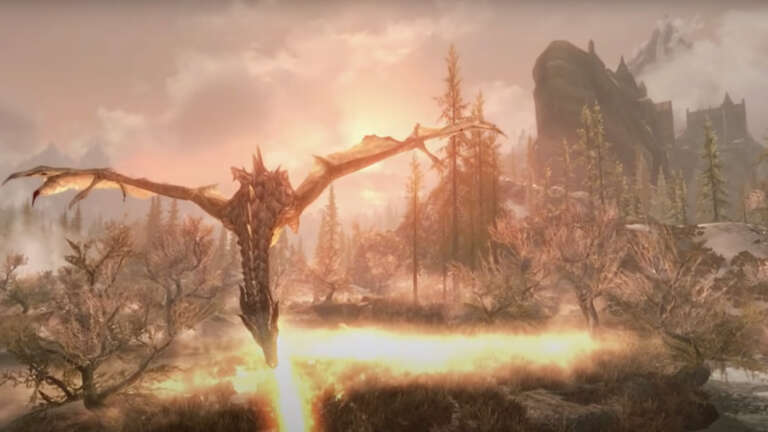 It Might Be Time To Play Skyrim Again - Available On Game Pass And Looking Good On Xbox Series X