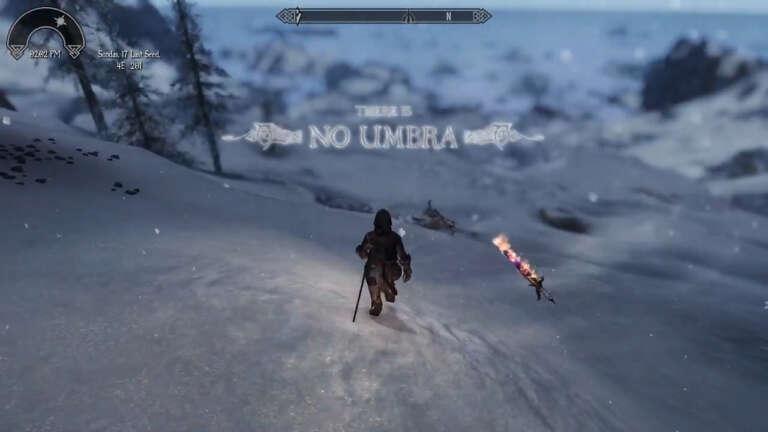 Elder Scrolls 5 Skyrim Special Edition: Weekly Mod Showcase 12/20 Features Animated Sword Follower