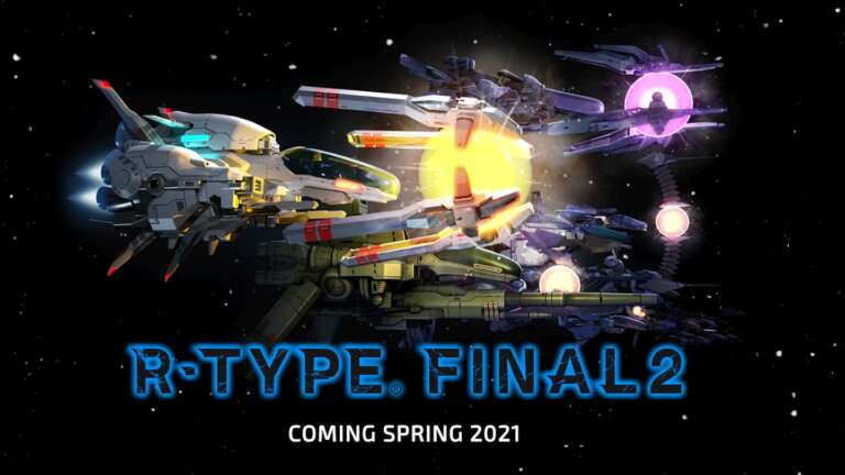 NIS America Announces Horizontal Shooter R-Type Final 2 In Spring 2021