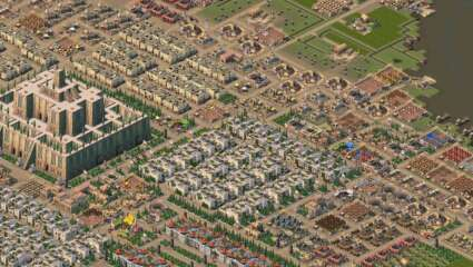 City Builder Simulator Nebuchadnezzar Launches On PC This February